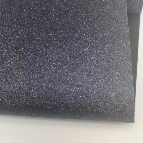 Holographic Navy Blue | Fine Glitter